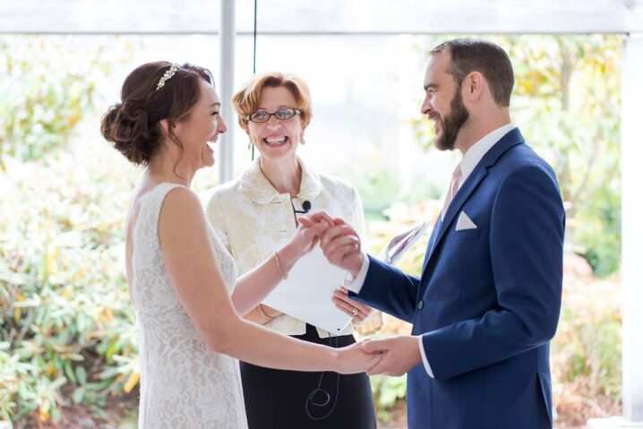 Annemarie Juhlian, Seattle Wedding Officiant and Minister