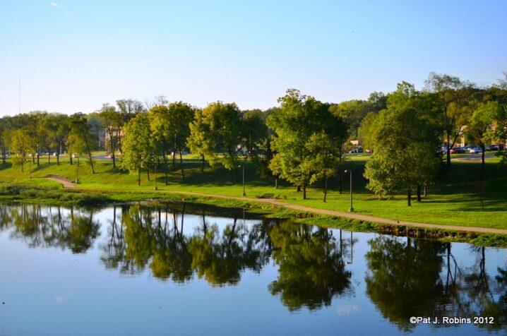 Bush Creek Lake
