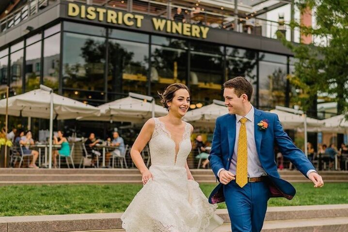 District Winery Weddings & Private Events