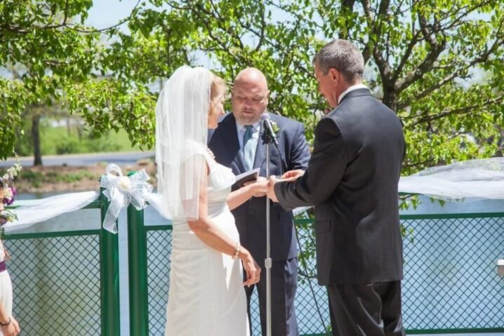 Greg Horn- Officiant