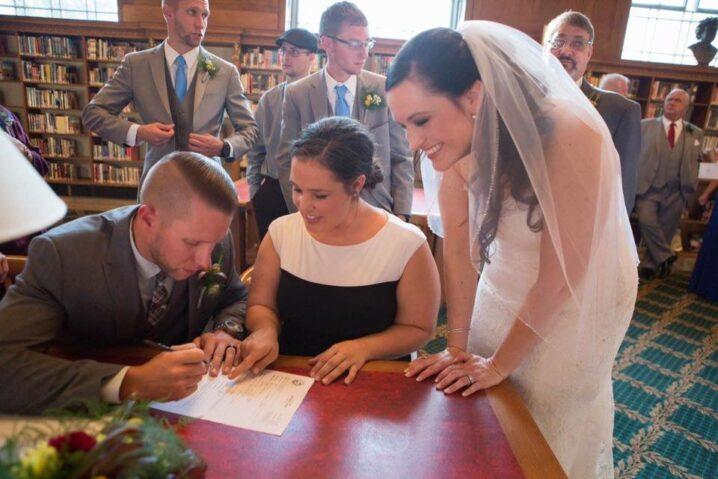 Kate Baker - Wedding Officiant