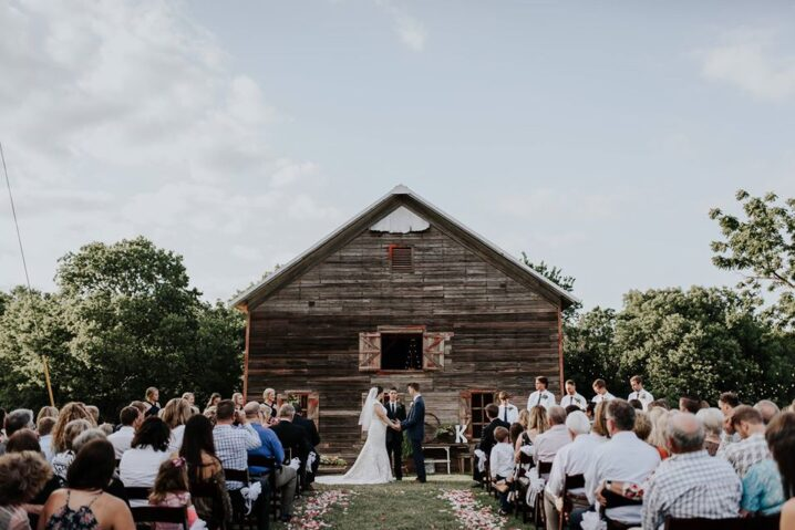 The Barn At The Woods