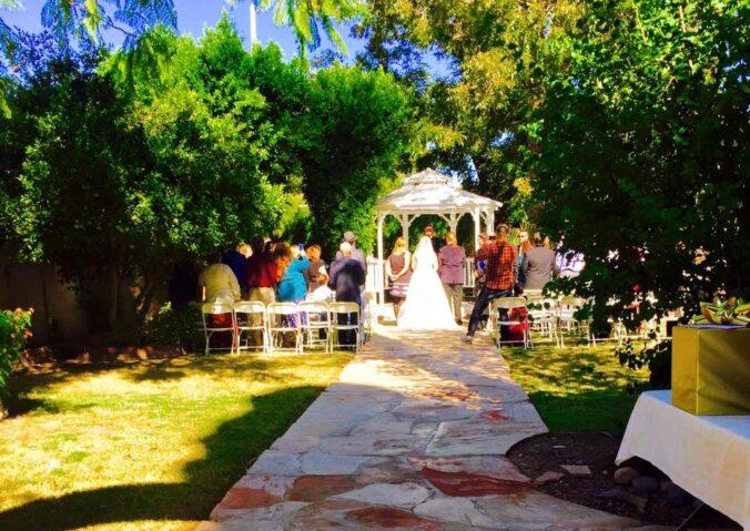 An Old Town Wedding-Event Center