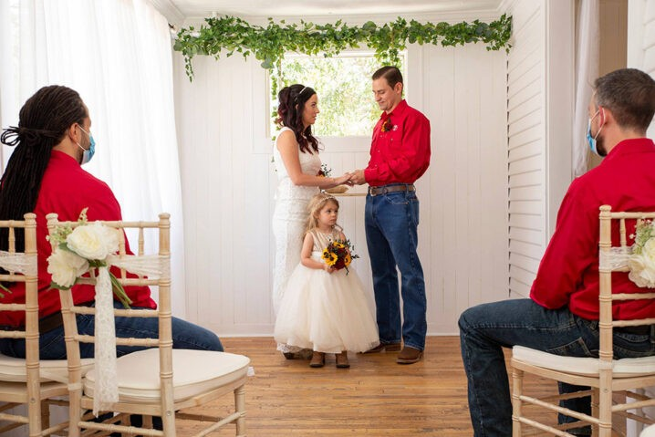 Chapel At The Farm Wedding Venue