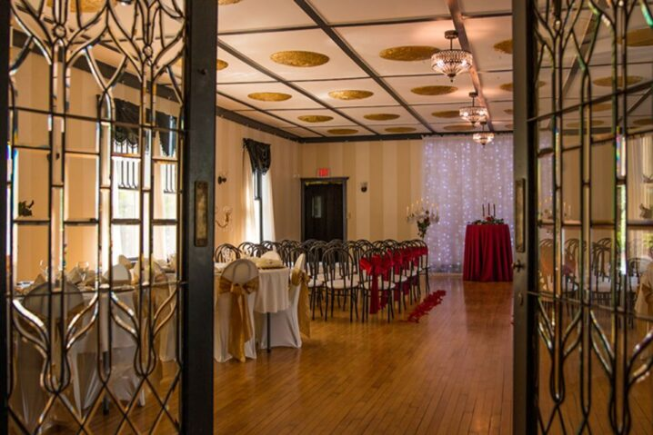 Governor's Row House - Event Center