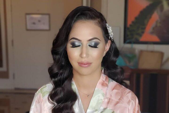 Meg Dela Cruz Hair
