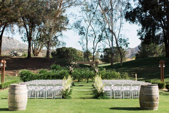 Temecula Creek Inn - Hand Crafted Weddings