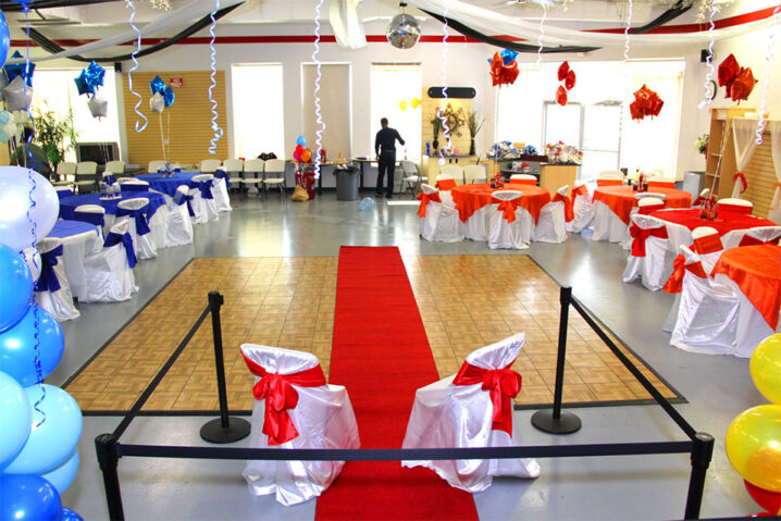 Frisco Party And Event Hall