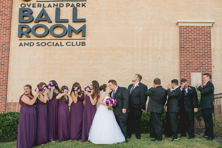 The Overland Park Ballroom