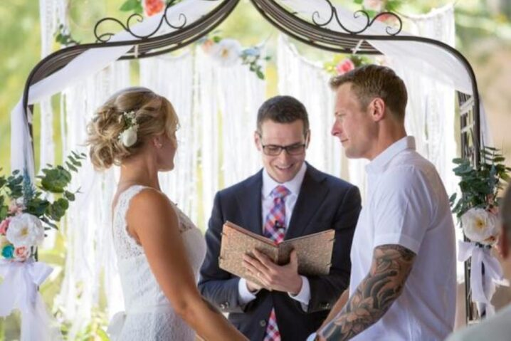 1st Officiant