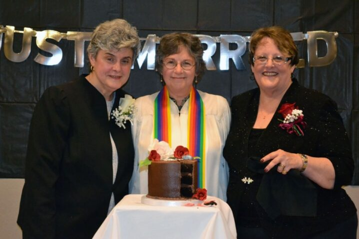 Carol Speser Wedding Officiant