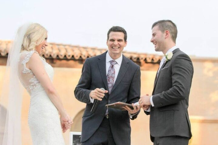 1st Officiant Wedding Minister