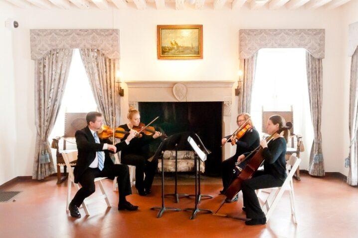 Gabriel's Horns Wedding Musicians