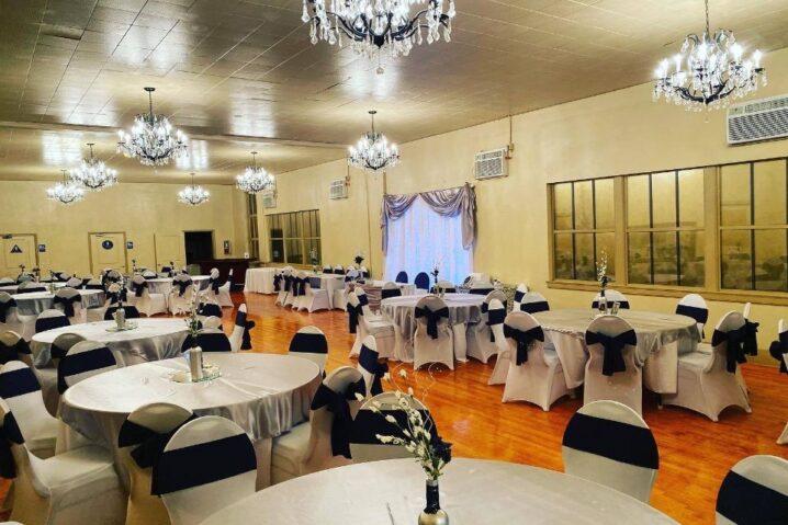 Hacienda Hall