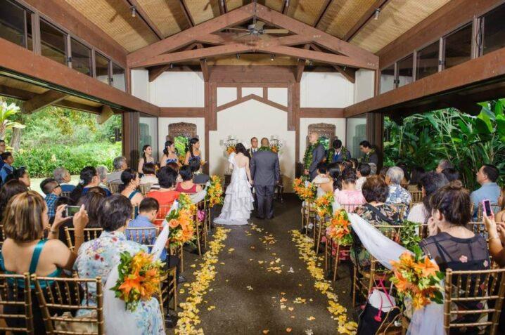 Haiku Garden Weddings