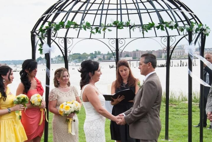 Sarahmony Wedding Officiant