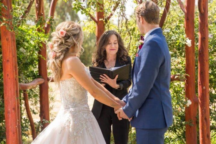 Sherri Allen, Wedding Officiant
