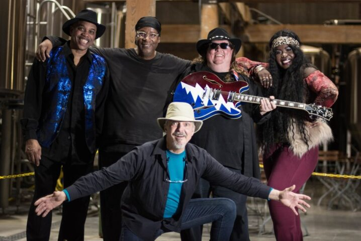 The Jimmy Hudson Band