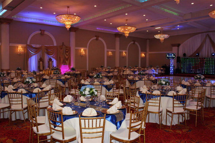 Blue Night Banquet Hall