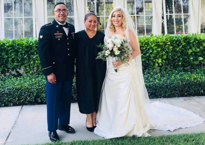 Bilingual Wedding Officiants