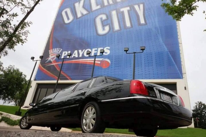 Oklahoma City Limo