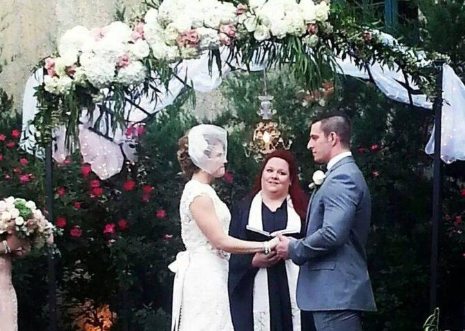 Tulsa Wedding Minister