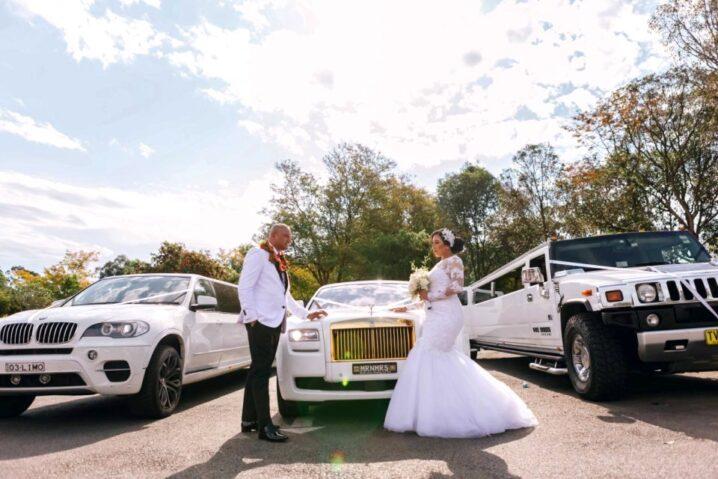Wedding Transportation Detroit