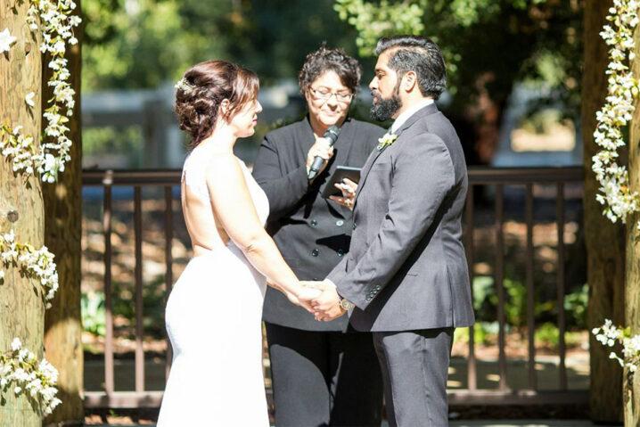 Bilingual Wedding Officiant
