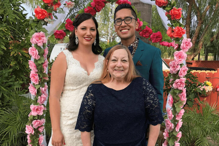 Celebrate Two Wedding Officiant
