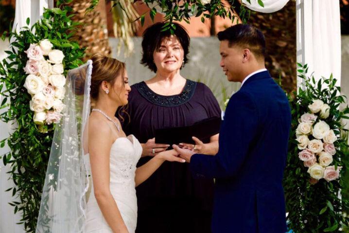 Eclectic Vows - Loreen Saldaña Officiant