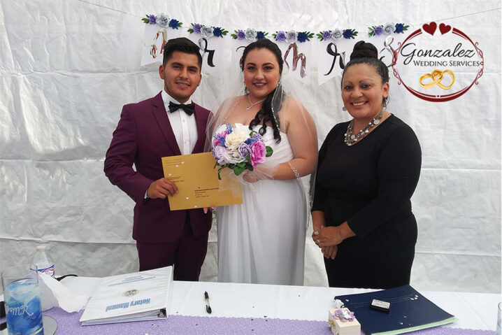 Gonzalez Wedding Services in Los Angeles CA - Bodas Civiles a Domicilio en Los Angeles CA
