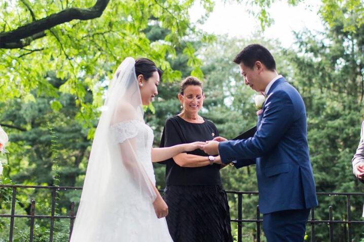 Lisa Traina Wedding Officiant