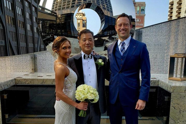 Michael Moody Wedding Officiant
