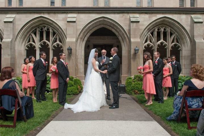 Spirited Weddings