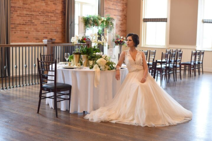 Couture Wedding Flowers