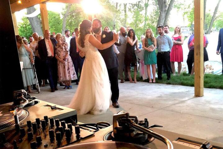 Love Plus One Wedding DJs
