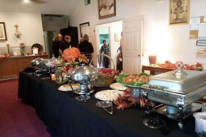 Four Sisters Catering