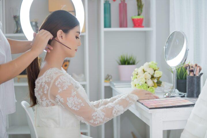 Wedding Hair and Makeup Raleigh
