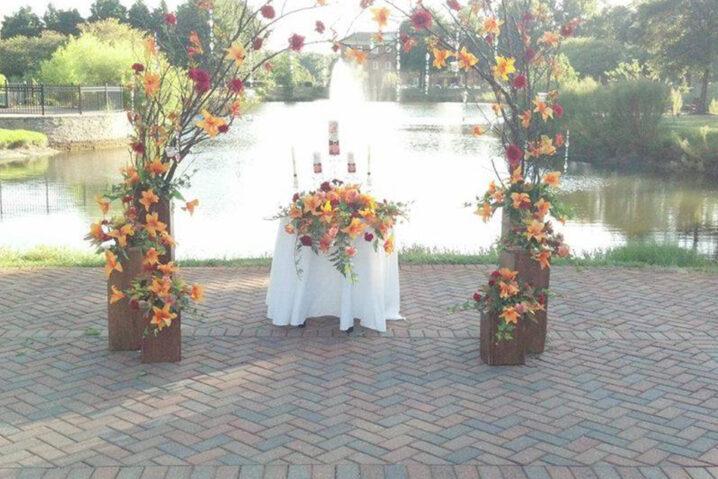 Zontini's Event Decorators Flowers & Balloon