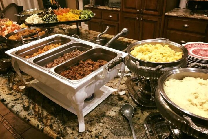 Aunt Pittypat's Catering