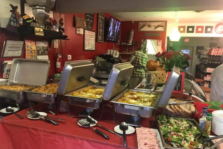 Marchese Italian Market & Cafe