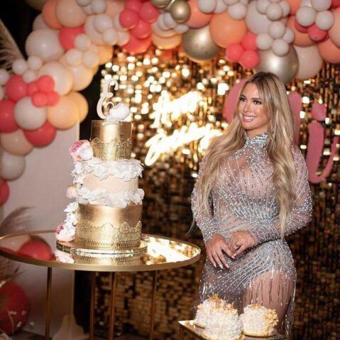Designer's Cake