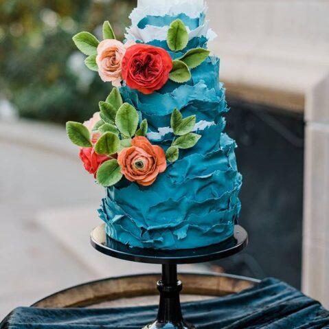 Palette Cakes
